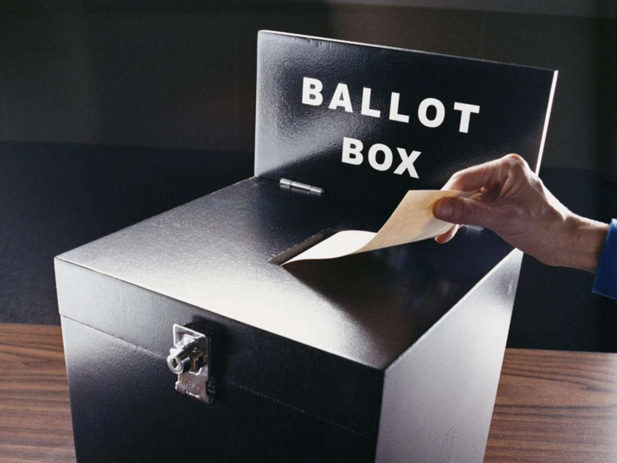 Ballot Box - US Election