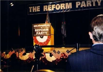 Reform Party National Committee Meeting