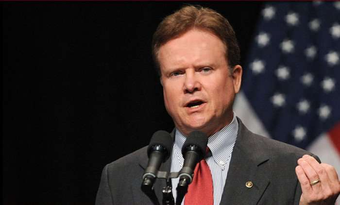 Jim Webb for President 2016 - Reform Party