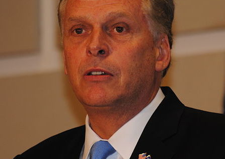 Why Governor Terry McAuliffe Needs To Resign