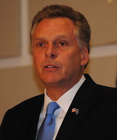 Virginia Governor Terry McAuliffe - InsideGov Photo