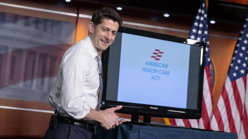 Republican Obamacare Repeal Bill Is About Appearances Not Better Health Care