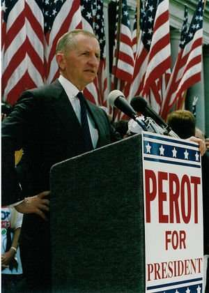 Ross Perot - Reform Party