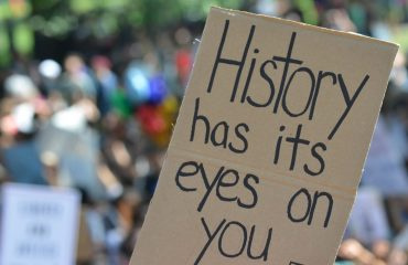 History has its eyes on you - Reform Party of Virginia